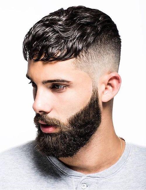 Corte De Pelo Rapado Hombre 2016 Hermosos Peinados - Peinados-rapados-hombre